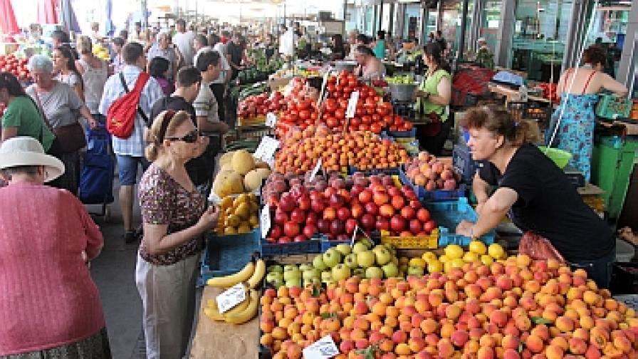 Цените на повечето стоки почнаха да се вдигат