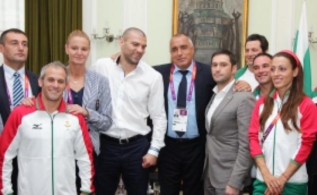 Борисов: Увеличаваме парите за българския спорт