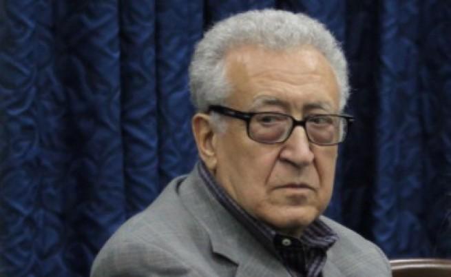 Лахдар Брахими - новият пратеник на ООН в Сирия