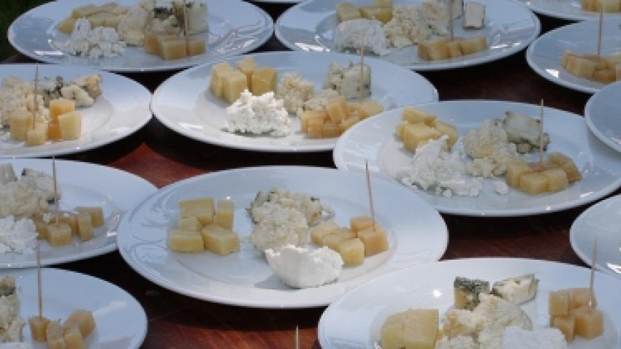 """3 млн. лева струва """"Европейско сирене, моля"""""""