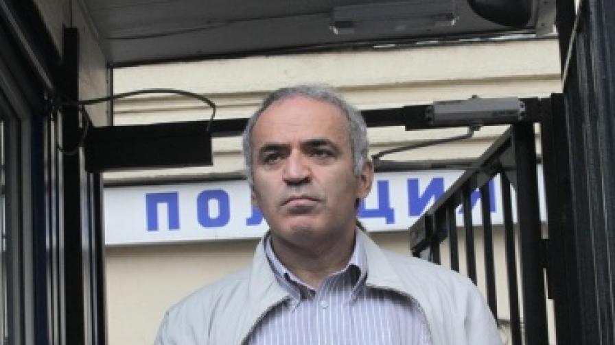 Гари Каспаров