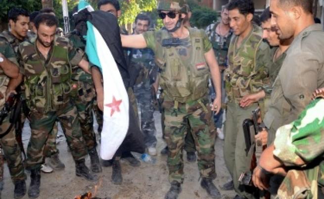 Нови масови убийства в Сирия