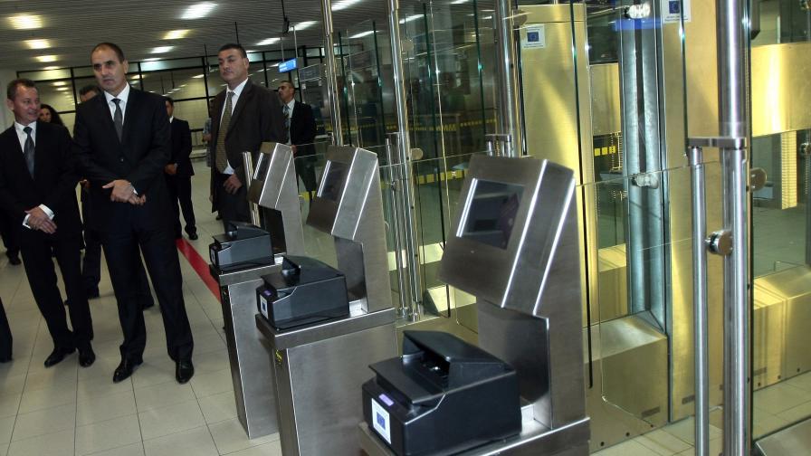 Електронни гишета заработиха на терминал 2