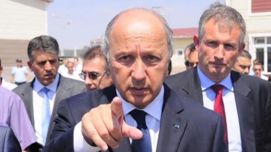 Франция с крайно остър тон към Асад