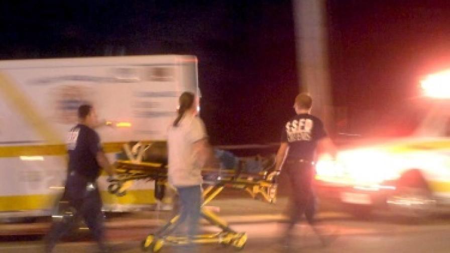 Три жертви при стрелба в магазин в Ню Джърси
