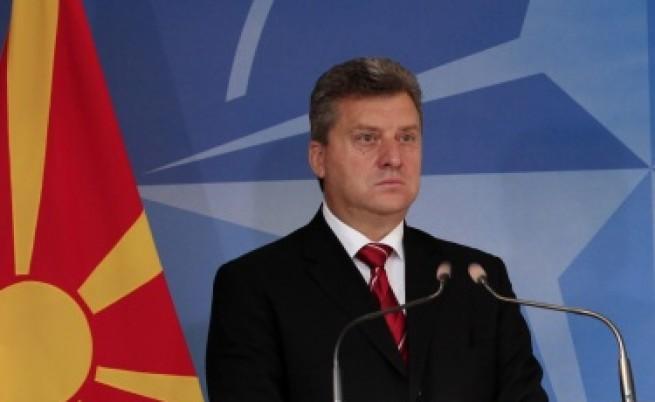 Македонският президент: Желаем да си сътрудничим с България