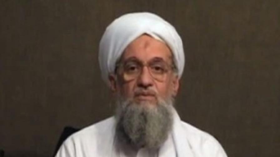 """Лидерът на """"Ал Кайда"""" призова за нападения на САЩ"""