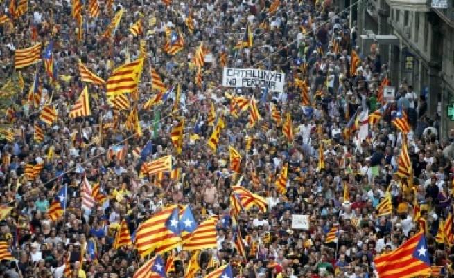 Испания е на път да избухне