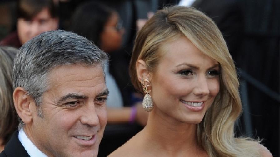 Говорител: Не, Клуни и Киблър не са разделени