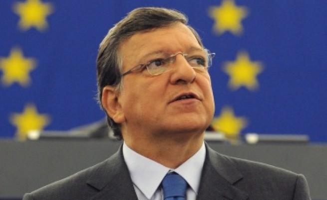 Барозу: ЕС трябва да стане федерация от национални държави