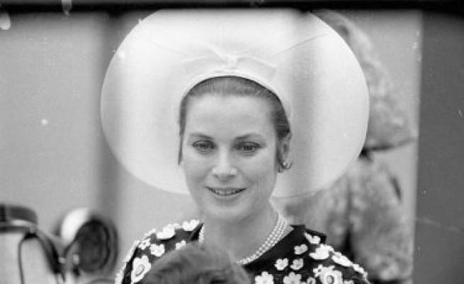Монако си спомня за Грейс Кели