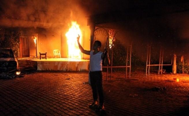 Бивш затворник от Гуантанамо стоял зад атаката в Бенгази
