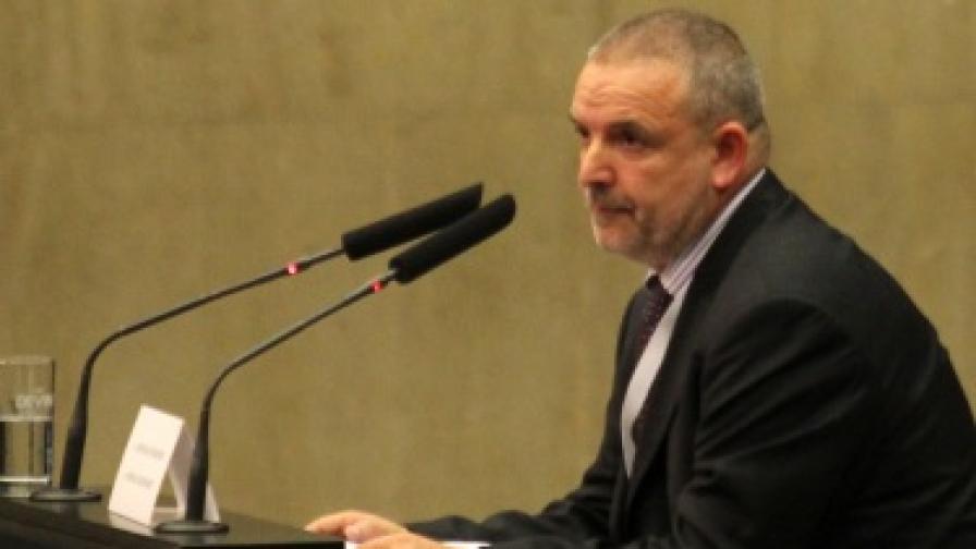Новоизбраният член на ВСС Михаил Кожарев - заместник на главния прокурор при ВАП
