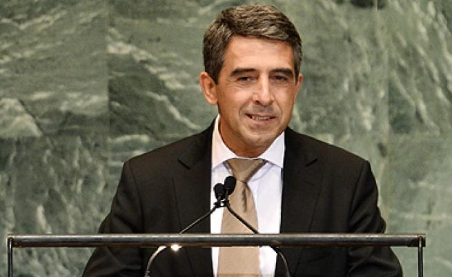 Плевнелиев в ООН: Върховенството на закона решава конфликтите