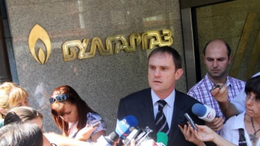 """""""Булгаргаз"""": Недостиг на газ няма да има"""