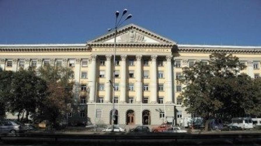 """Редакциите на """"Труд"""" и """"24 часа"""" са разположени в някогашния Полиграфически комбинат """"Д. Благоев"""" в столицата"""