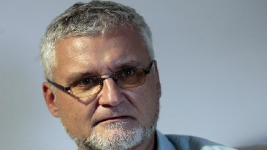 Бившият председател на парламентарна вътрешната комисия Минчо Спасов (НДСВ)