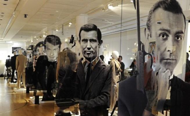 Поредицата за 007 стана на половин век