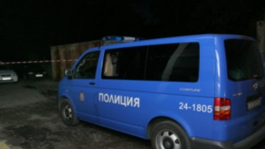 Раниха криминално проявен в центъра на София