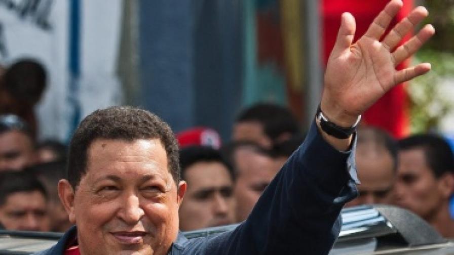 Във Венецуела преизбраха Уго Чавес