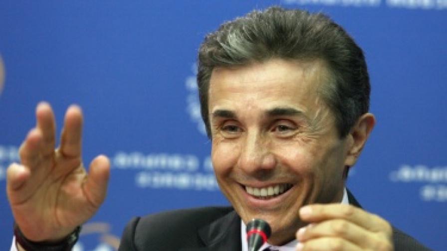 Иванишвили обяви новото правителство в Грузия