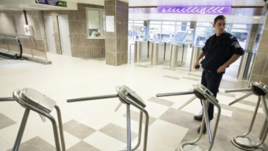 Фандъкова е разпоредила проверка на мерките за сигурност в метрото