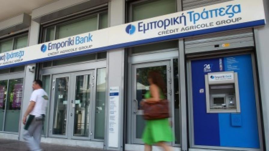 """""""Алфа Банк"""" купи """"Емпорики"""" за 1 евро"""