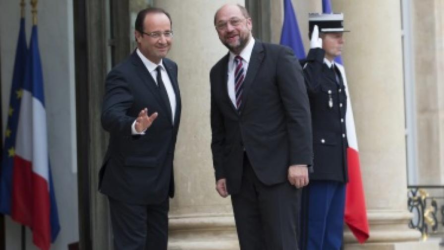 """""""Тримата големи"""" от ЕС ще получат Нобеловата награда"""