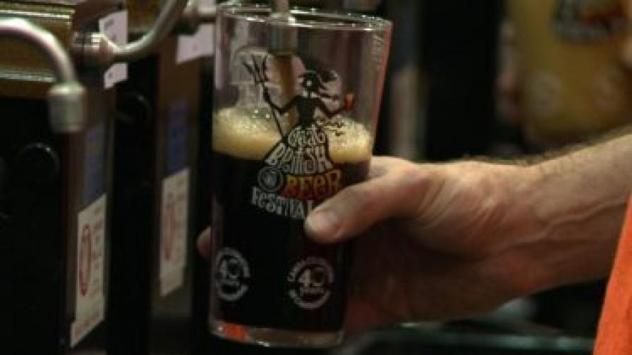 Формулата на идеалната чаша бира