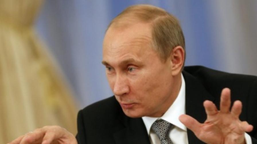 Кремъл отрече Путин да има здравословни проблеми