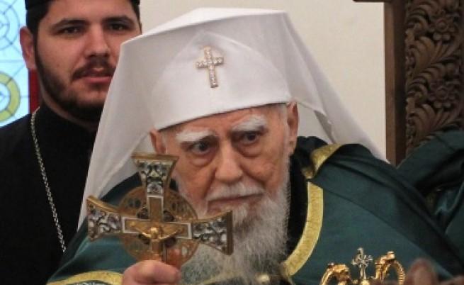 Патриарх Максим става на 98 години