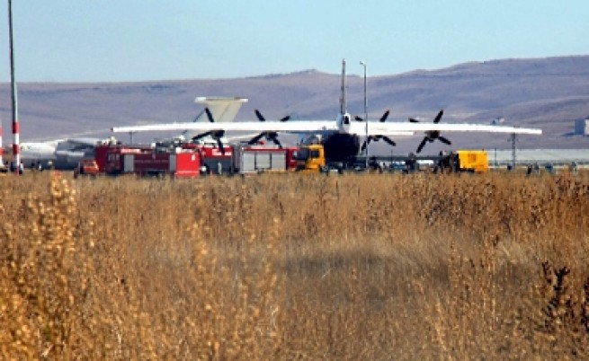Турция спря за проверка втори арменски самолет за Сирия