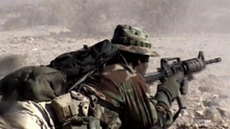 """""""Тюлени"""", ликвидирали Осама, бяха наказани заради видеоигра"""