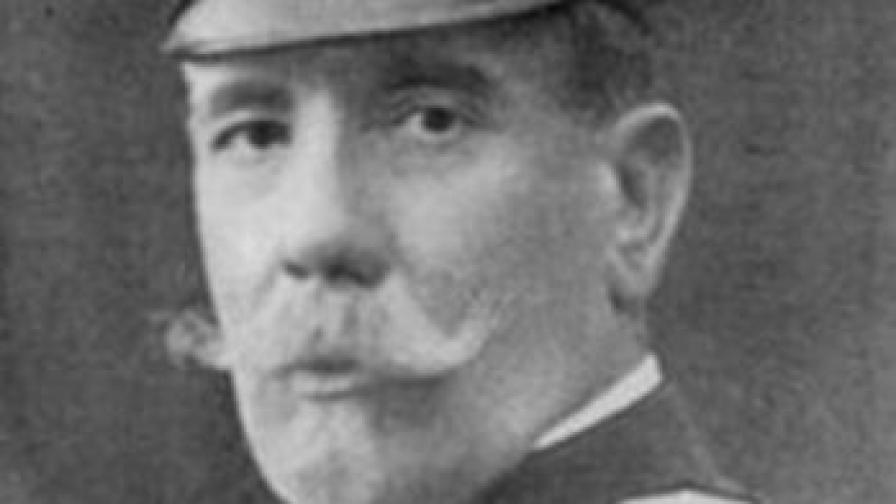 Генерал-майор Михаил Савов (1857-1928)