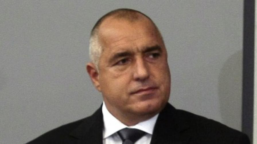 Бойко Борисов: Утре в 11.00 ч. ще говоря на тема газ