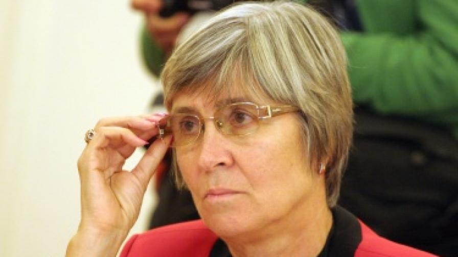 Съдия Венета Марковска