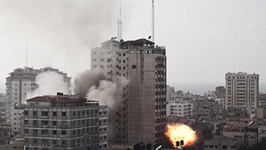 """Израел към """"Хамас"""": Имате 36 часа"""