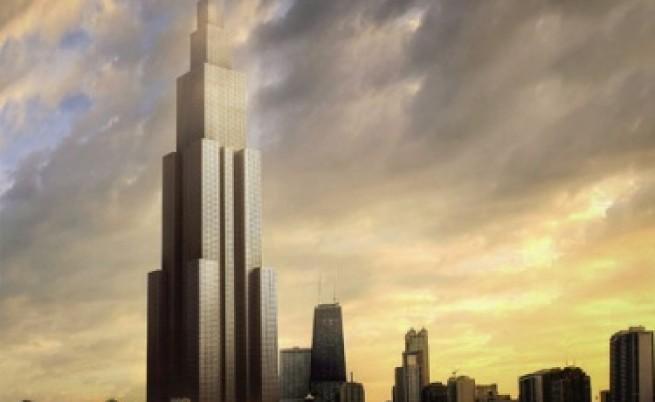 Китай планира невероятен небостъргач