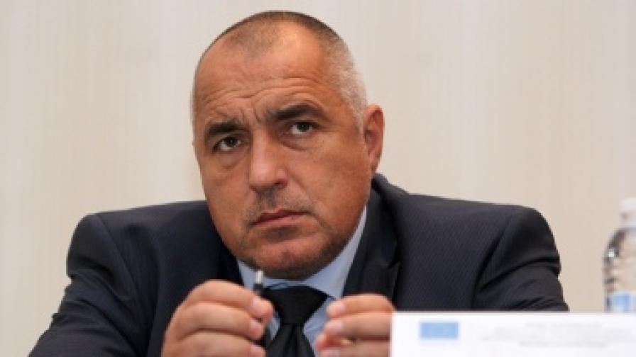 Борисов: Катастрофа за прокуратурата!