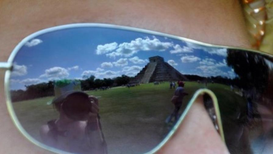 Чечен Ица е сред най-привлекателните за туристи археологически обекти в Мексико