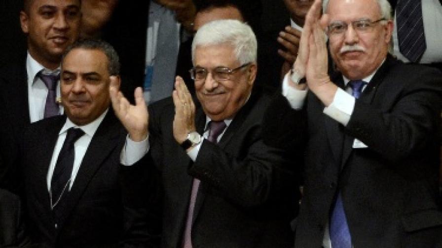 Статутът на Палестина: Каква е промяната