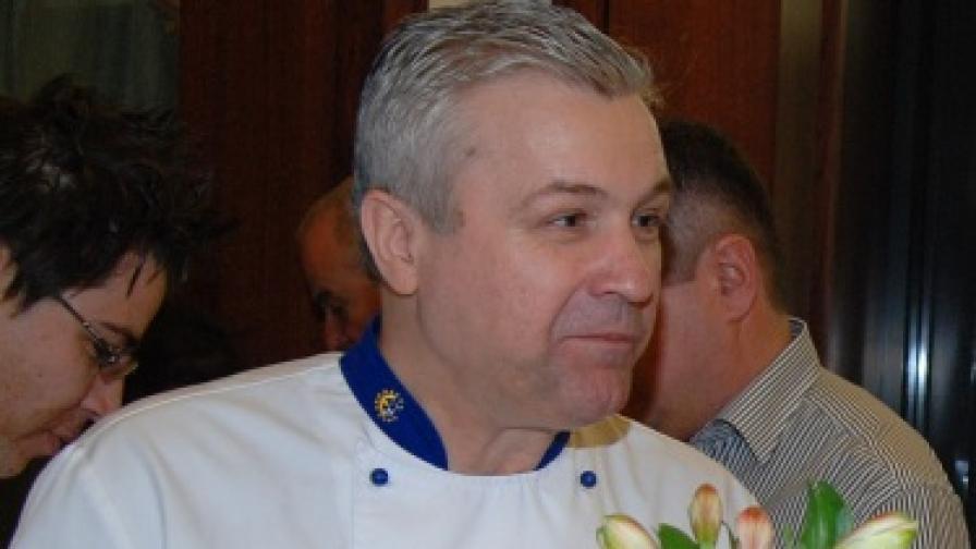 Кой е почетен готвач на пpезидента ни