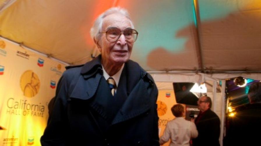 Дейв Брубек (1920-2012), сниман през 2008 г.