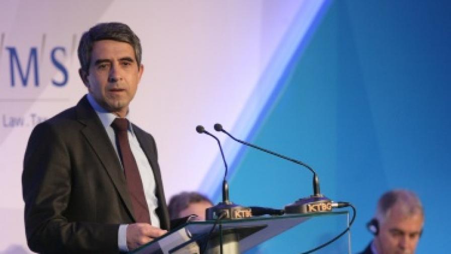 Плевнелиев ще създаде Съвет на президентите