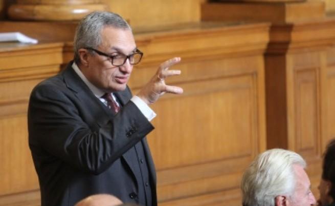 Синята коалиция е тактическата цел  за ДСБ преди изборите