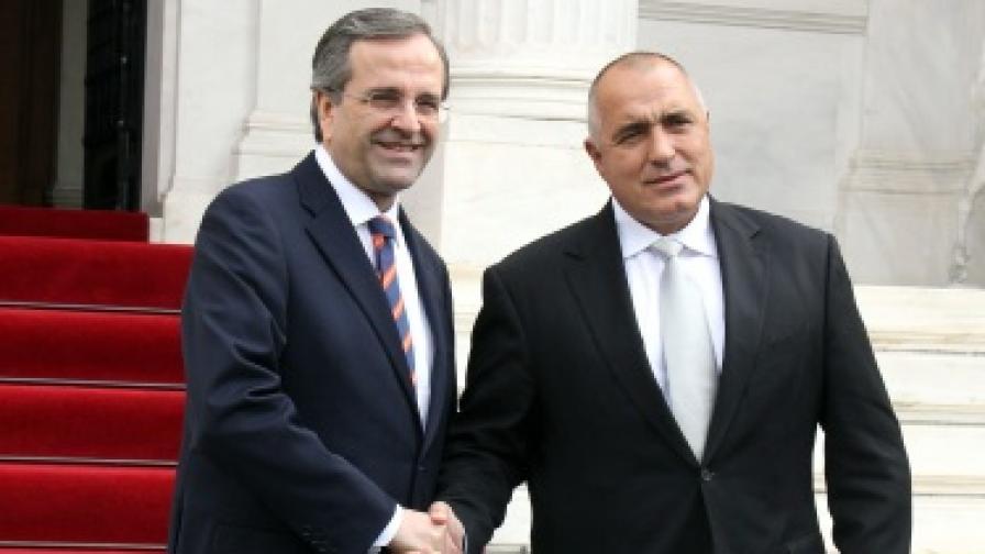 България и Гърция изграждат газова връзка от 2013 г.