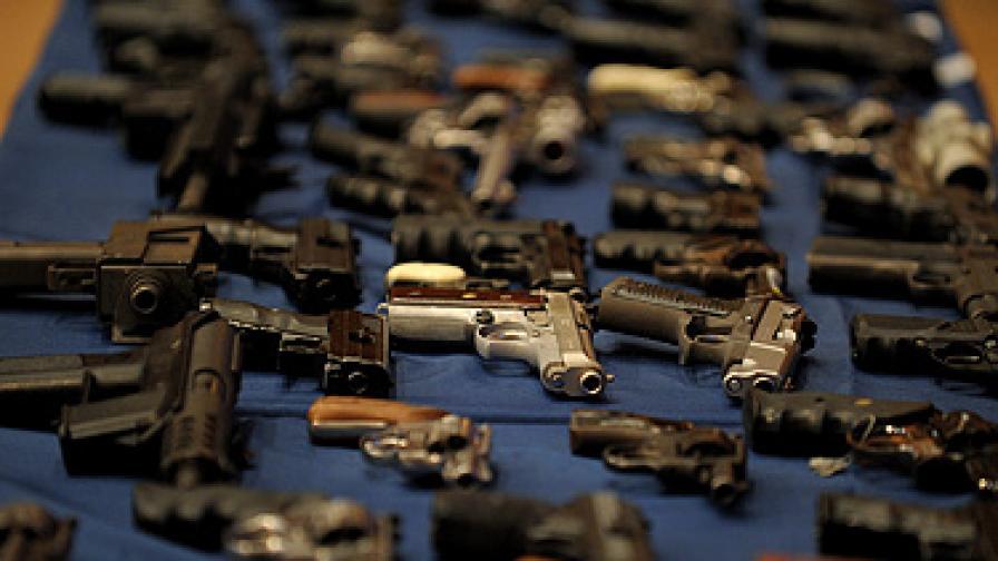 Американците се запасяват с оръжия