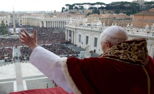 Папа Бенедикт XVI: Има надежда в света