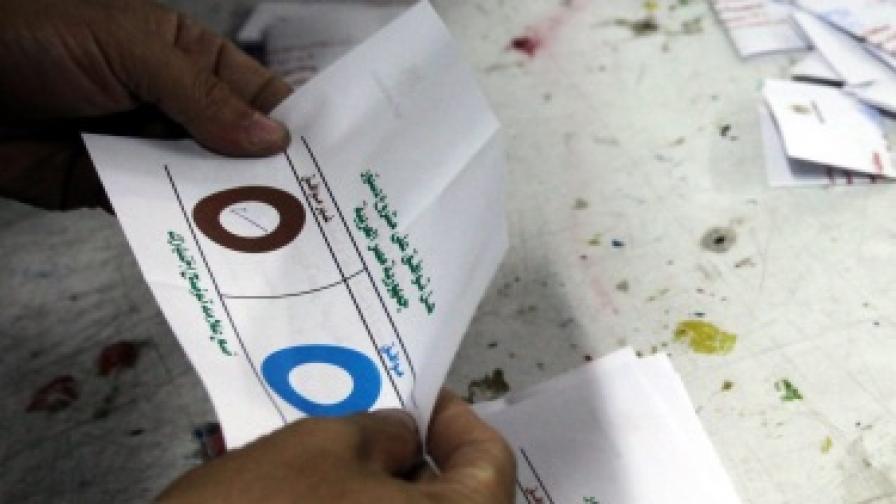 Проектът за конституция одобрен с 63,8% в Египет