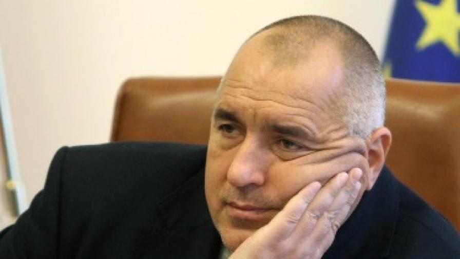 2012 г. в цитати на премиера Борисов